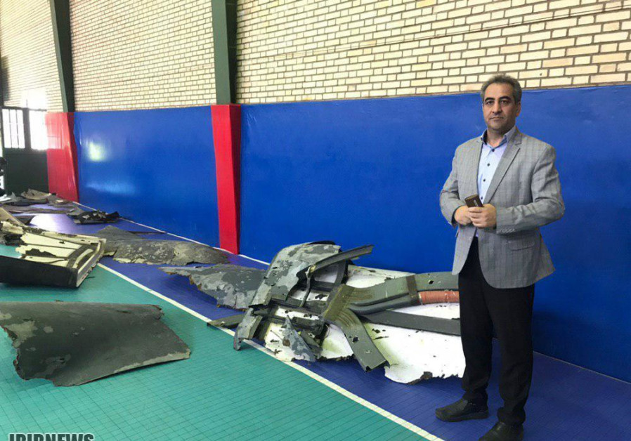 Iran Makes Show of Drone Wreckage After Trump Calls Off Retaliatory Strike