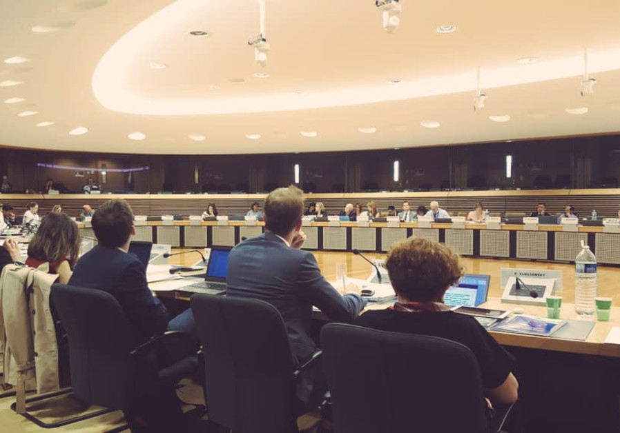 European Commission holds first-ever working group on antisemitism