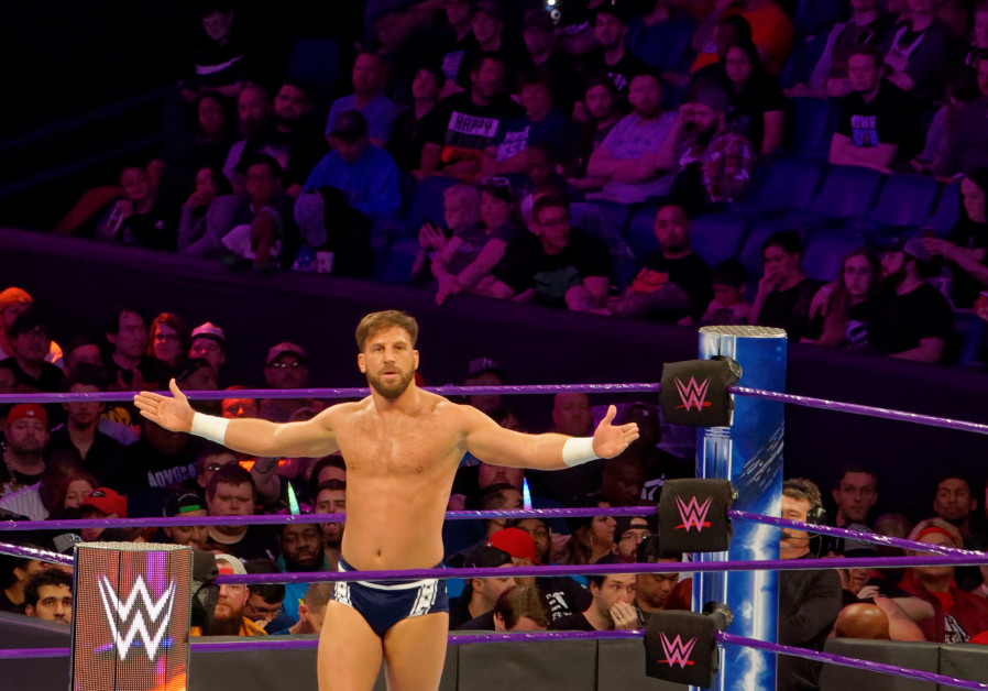 NOLA 2018 - WWE 205 Live - Drew Gulak Vs Mark Andrews