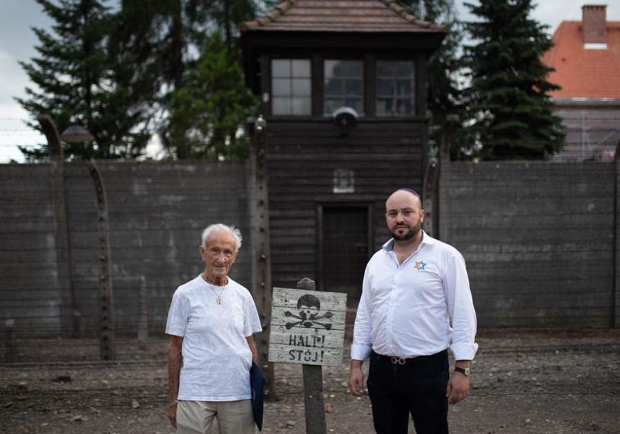 Alexandria Ocasio-Cortez declines Auschwitz visit with Holocaust survivor