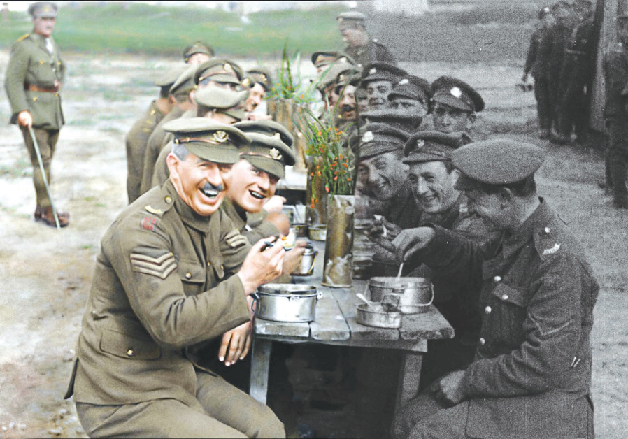 'THEY SHALL Not Grow Old' is one of the films featured at Re-Film