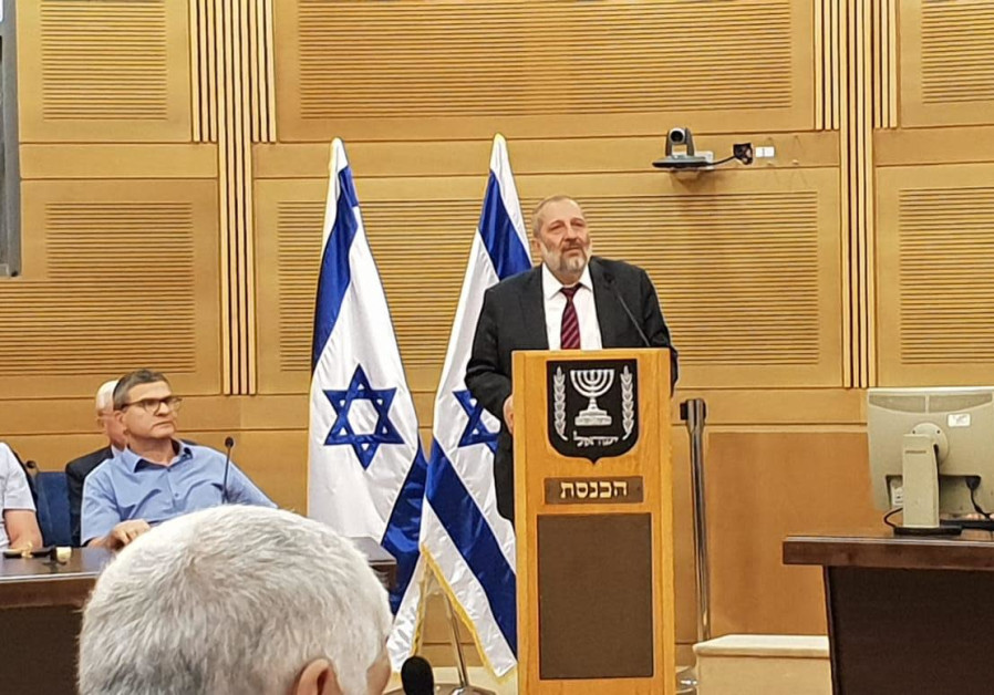 Edelstein: Hope there won't be third election
