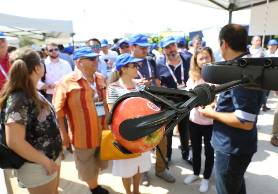 Israelis shaping future of agriculture attract international attention