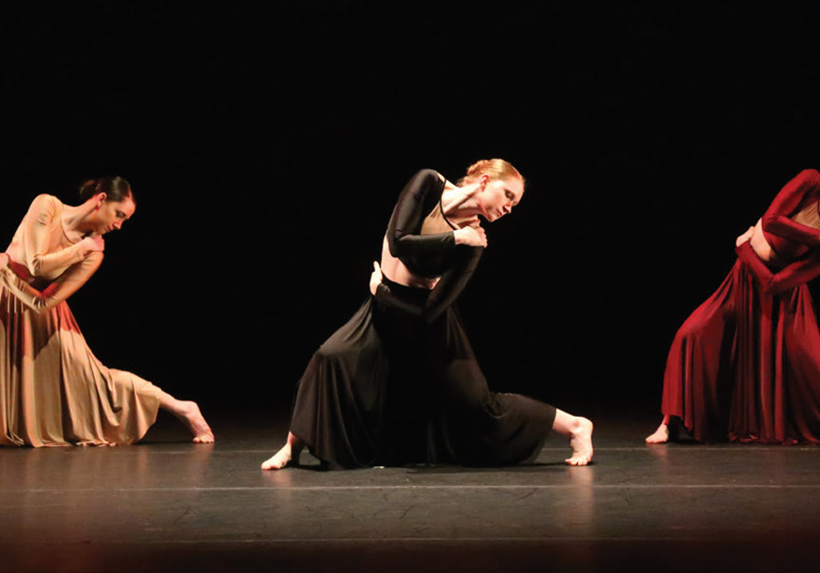 Dancing the little black dress