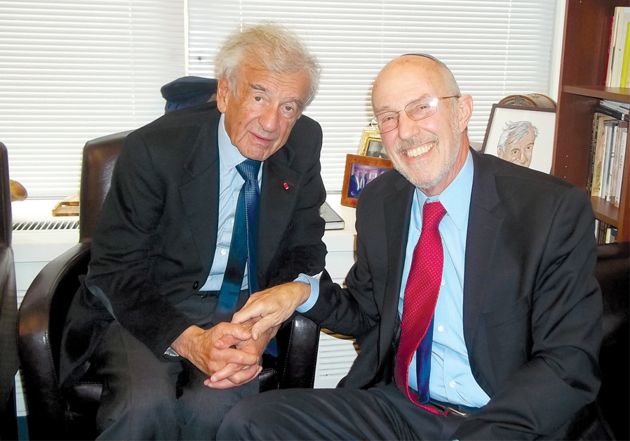 Remembering my teacher and friend Elie Wiesel
