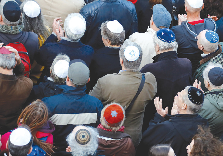 Circumcision, kippot and hiding as a Jew