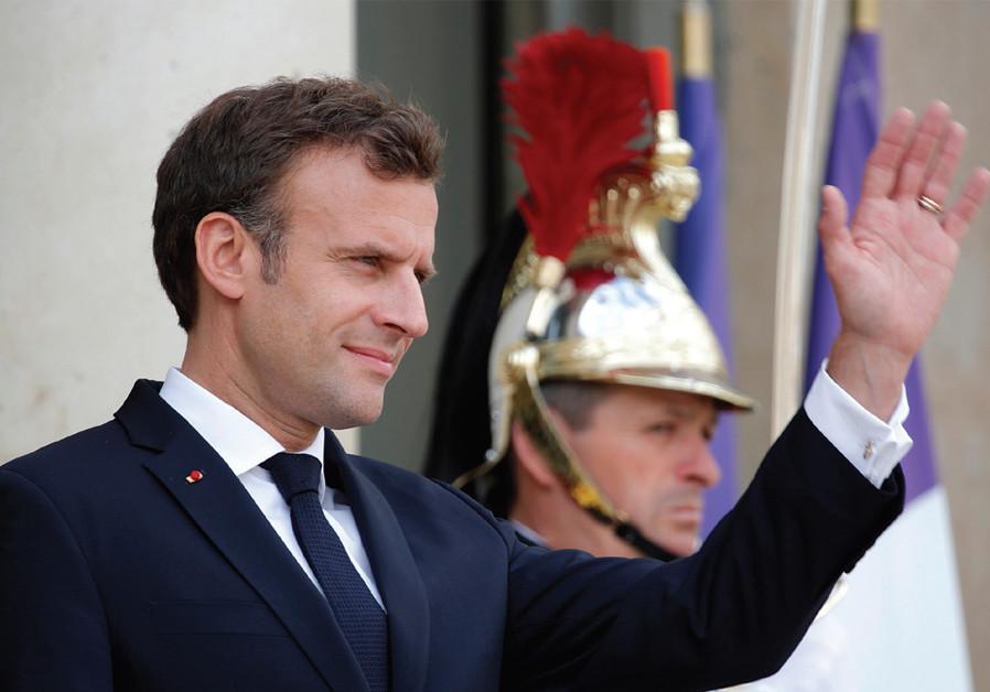 Macron worried Saudi attack may hurt U.S.-Iran efforts-diplomats
