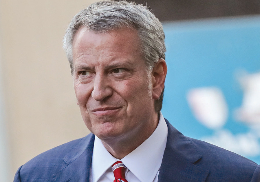Bill De Blasio drops out of 2020 race: NYC has 'always been a beacon'