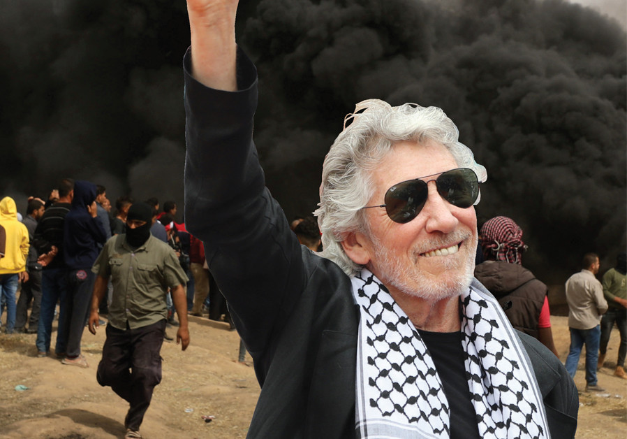 DC suburb moves forward with Roger Waters' film screening on Israeli 'occupation'