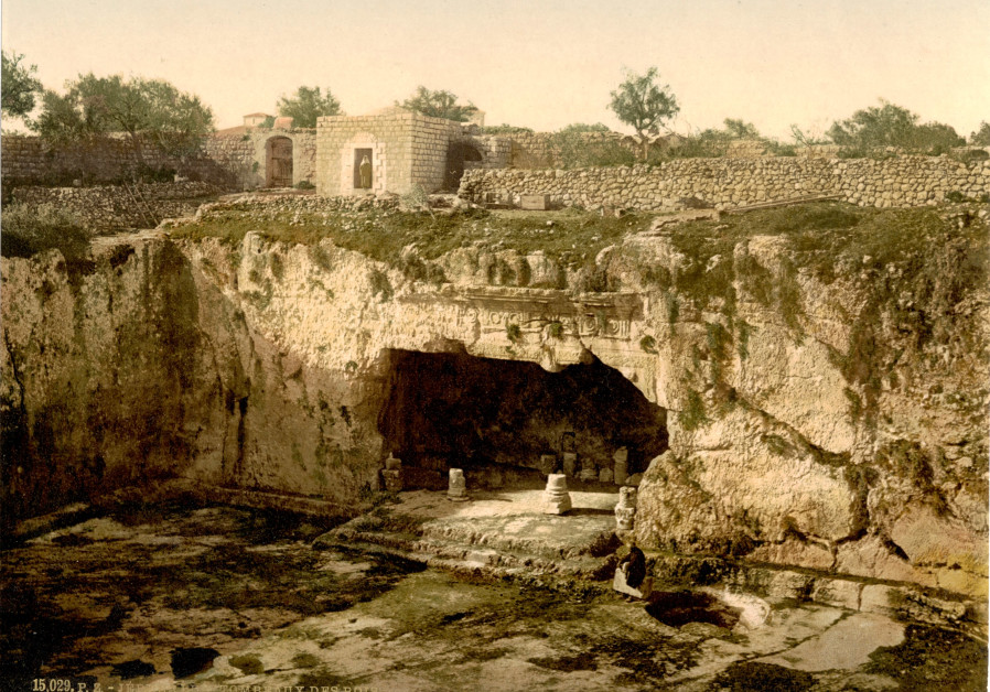 Resting places of Adiabenian Jewish queen to re-open