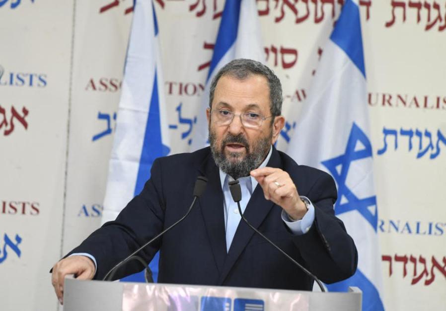 Barak forms new anti-Netanyahu party