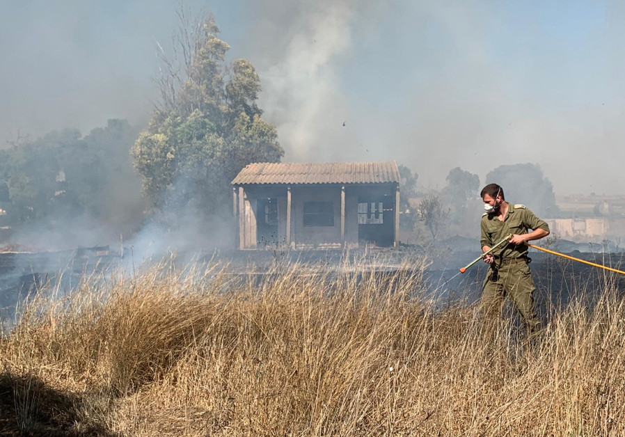 18 fires ravage South, nearly 100 since beginning of week