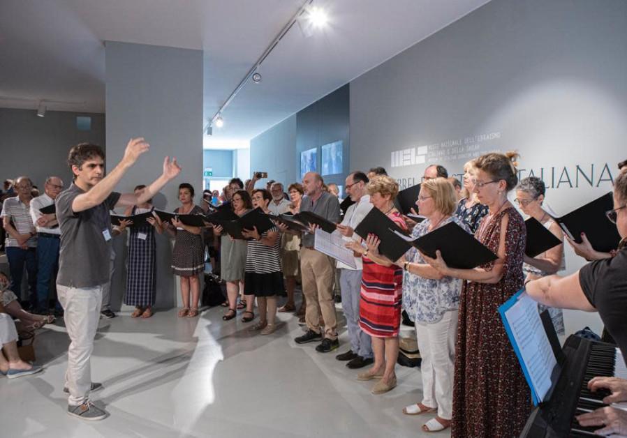 2019 European Jewish Choir Festival at the Meis in Ferrara