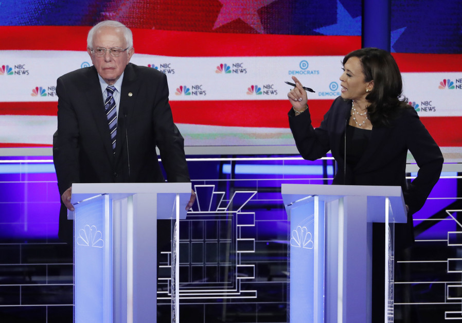 Pres. Trump refutes claim Sen. Harris won debate