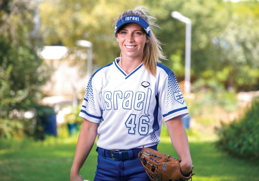 Zoe Shaw has high hopes for Israeli softball