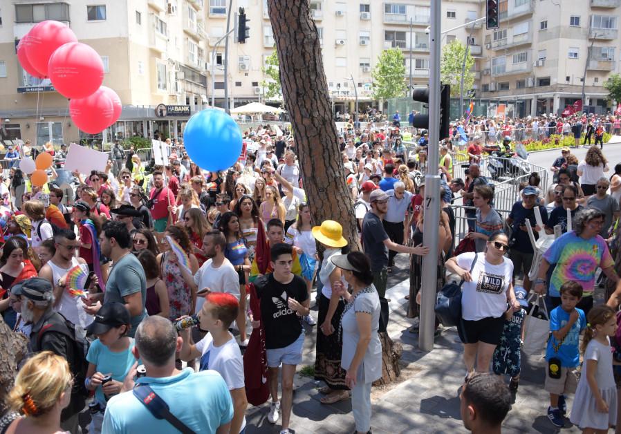 Haifa's gay pride parade exposes DC Dyke March's anti-Israel hypocrisy