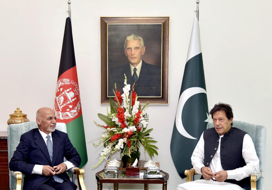 Image result for afghan - Pakistan relations
