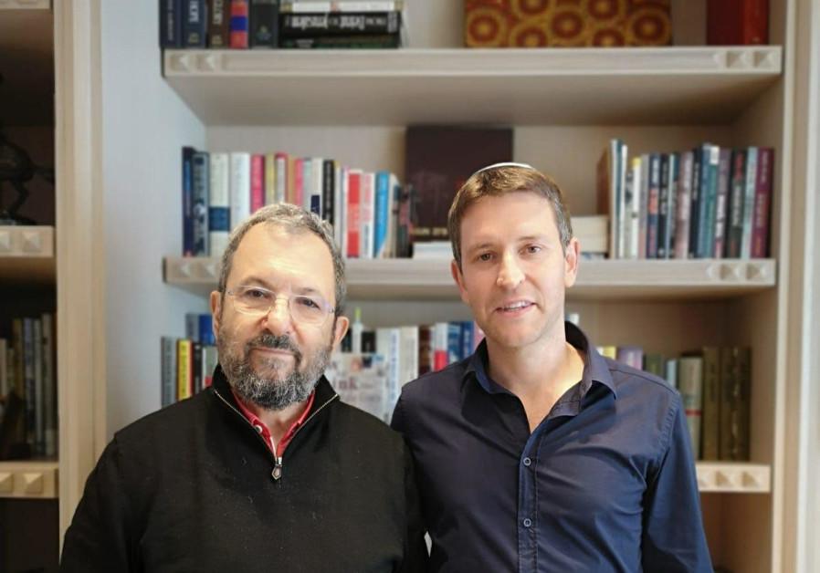 Ehud Barak to be joined by Jerusalem born, Yair (Yaya) Fink