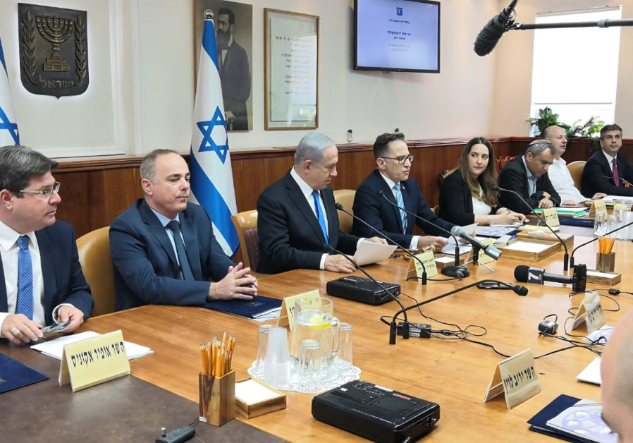 Security Cabinet meeting on June 30, 2019