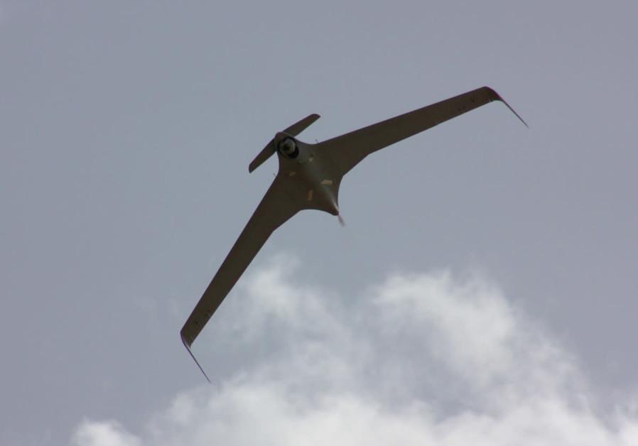 Aeronautics inks $8 million deal for their Orbiter 3 drone