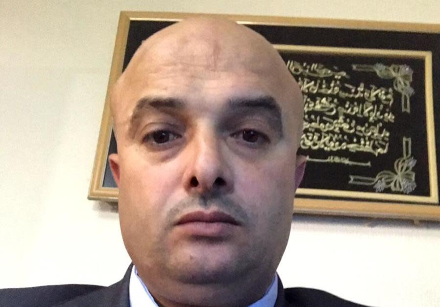 Ashraf Ghanem, Hebron businessman who attended Bahrain workshop