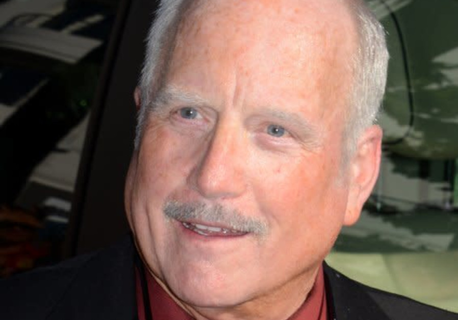 Actor Richard Dreyfuss