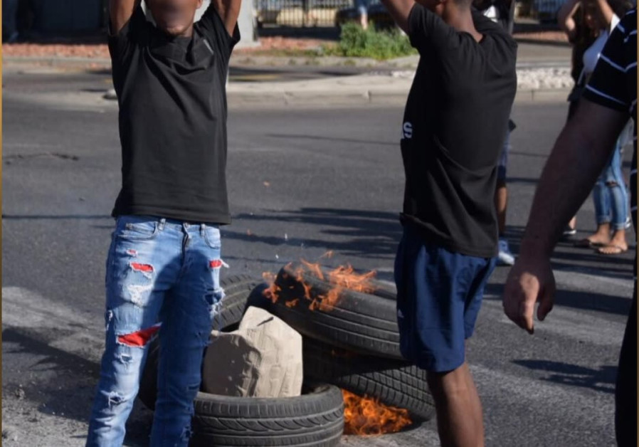 Ethiopian-Israelis protest throughout the country