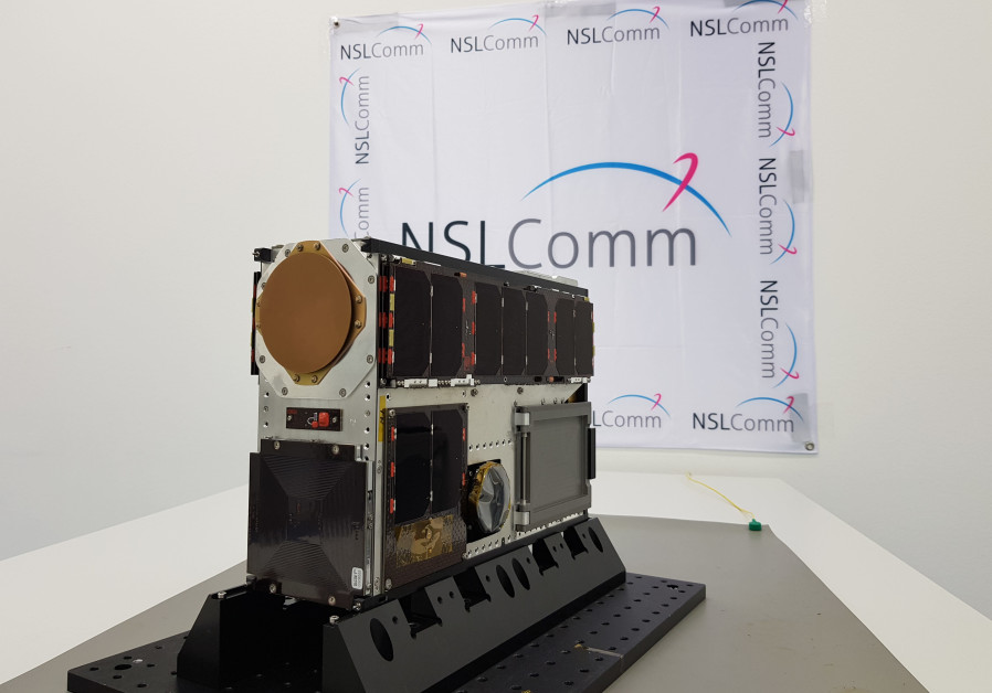 Israeli nanosatellite with orbiting constellation to launch on Friday
