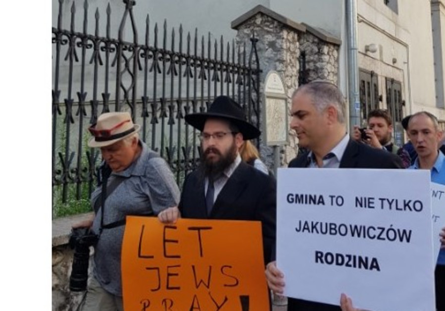 The battle against antisemitism is the battle for Europe's future