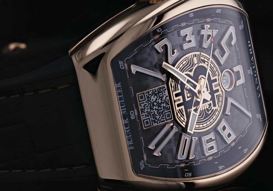 This New Luxurious Bitcoin Watch Is The Dream Of Every Crypto Investor