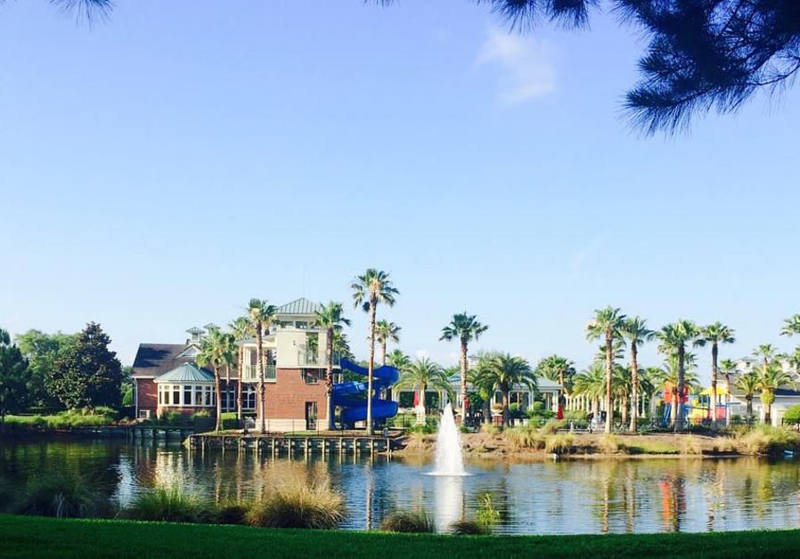 A Florida plantation