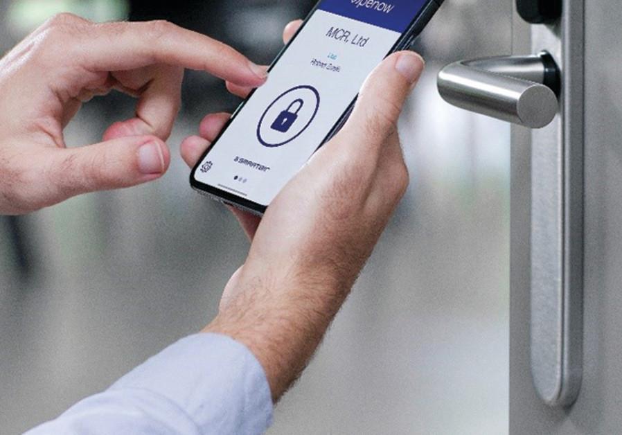 Mul-T-Lock markets smart entry system - Israel News