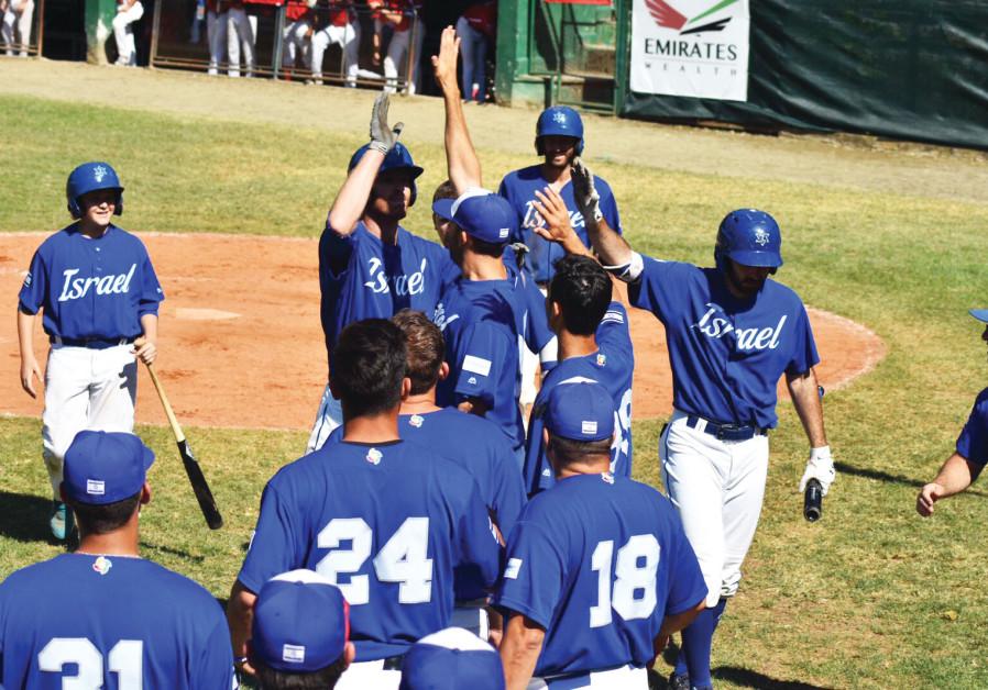 Israel team wins European baseball Olympic qualification tournament