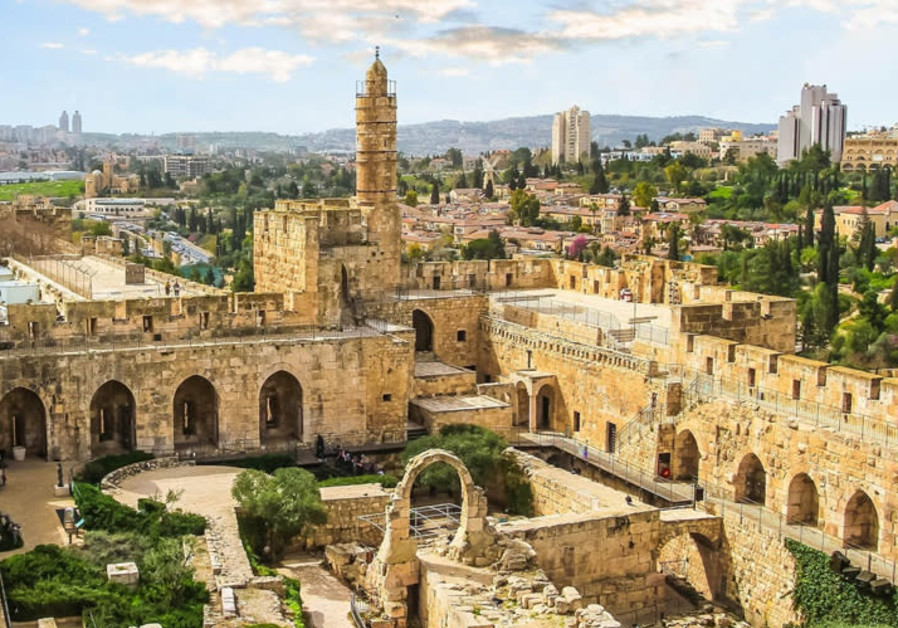 If You Don't Visit These Ten Must-See Attractions, Don't Bother Flying to | The Jerusalem Post
