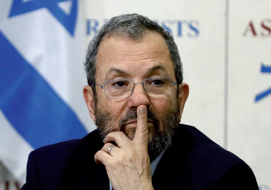 Know Comment: Ehud Barak's bluster and plunder