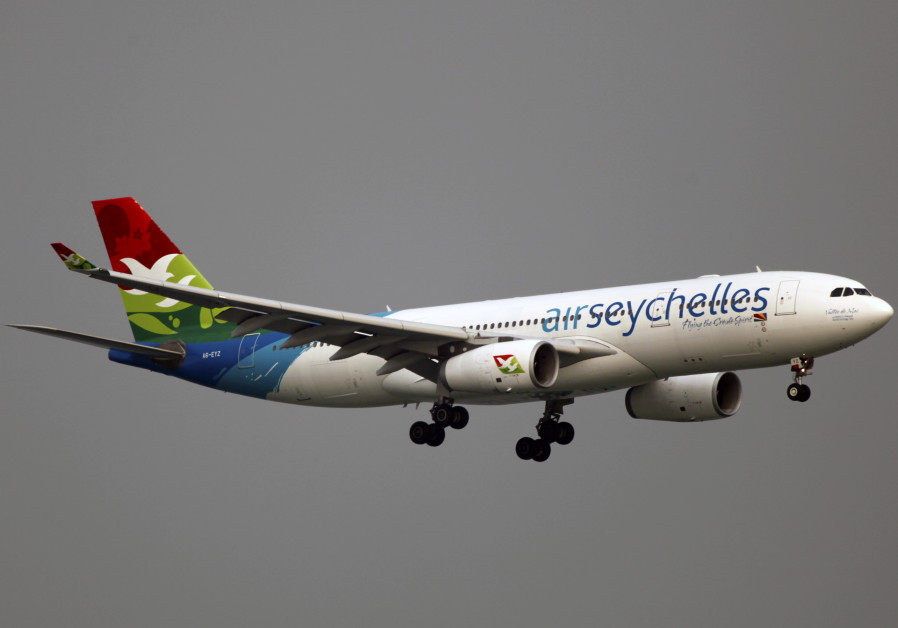 Air Seychelles to link Israel with Indian Ocean islands by November