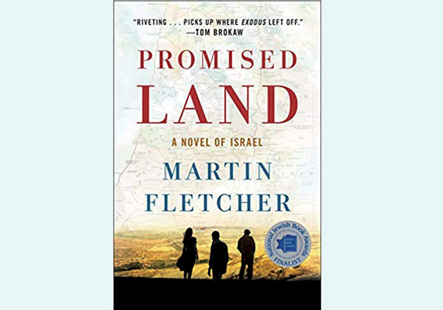 'Promised Land' tells the story of a love triangle in the nascent state