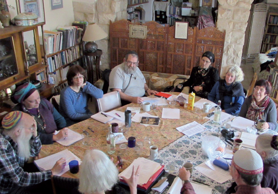 A Voices workshop in Safed (Courtesy)