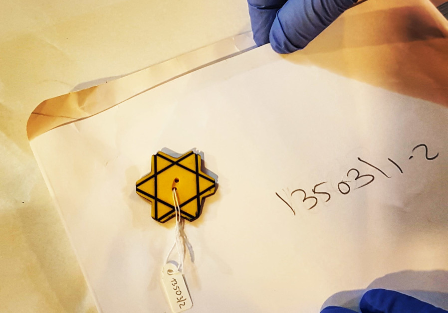 The Marking of the Jews during the Holocaust
