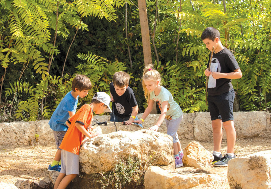 Tour Israel: Summer fun for the whole family