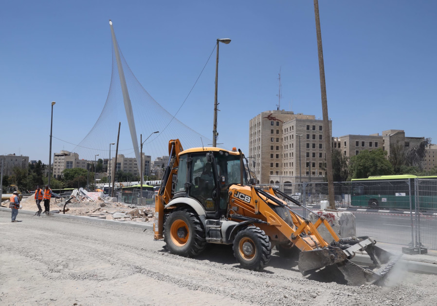 Traffic chaos feared as key Jerusalem route set to close