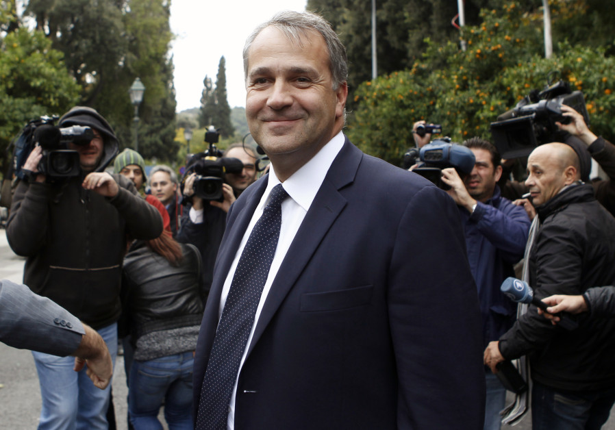 Israel will shun new Greek minister with antisemitic past