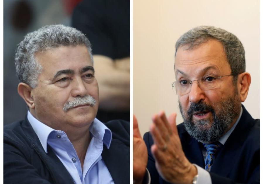 Peretz, Barak meet amid pessimism