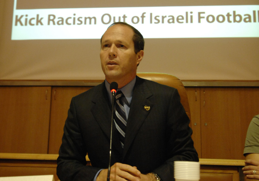 Is Barkat for or against the New Israel Fund?