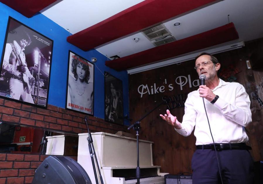 Zehut activists tempted by a grand political vision in a Jerusalem pub