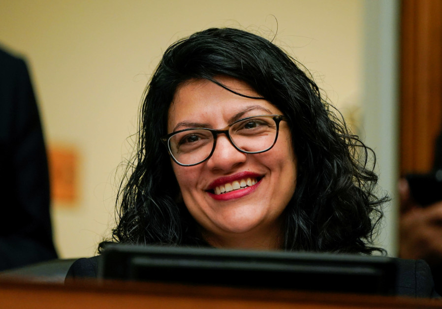 Rashida Tlaib joins Shabbat service in Detroit after canceled Israel trip