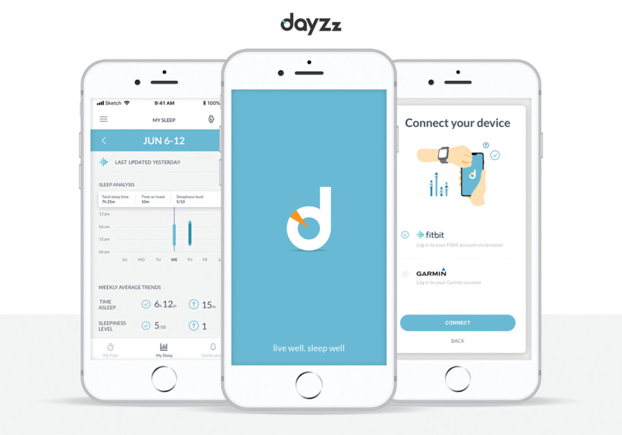Hillel's Tech Corner: Dayzz app helps you sleep at nightzz
