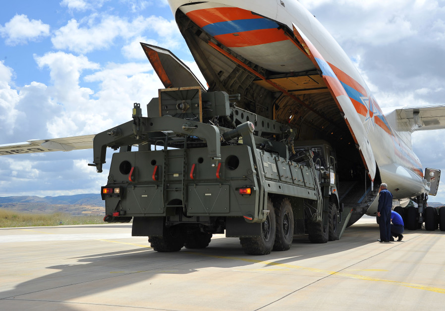 Turkey assures U.S., yet Pentagon postpones S-400 briefing 'indefinitely'