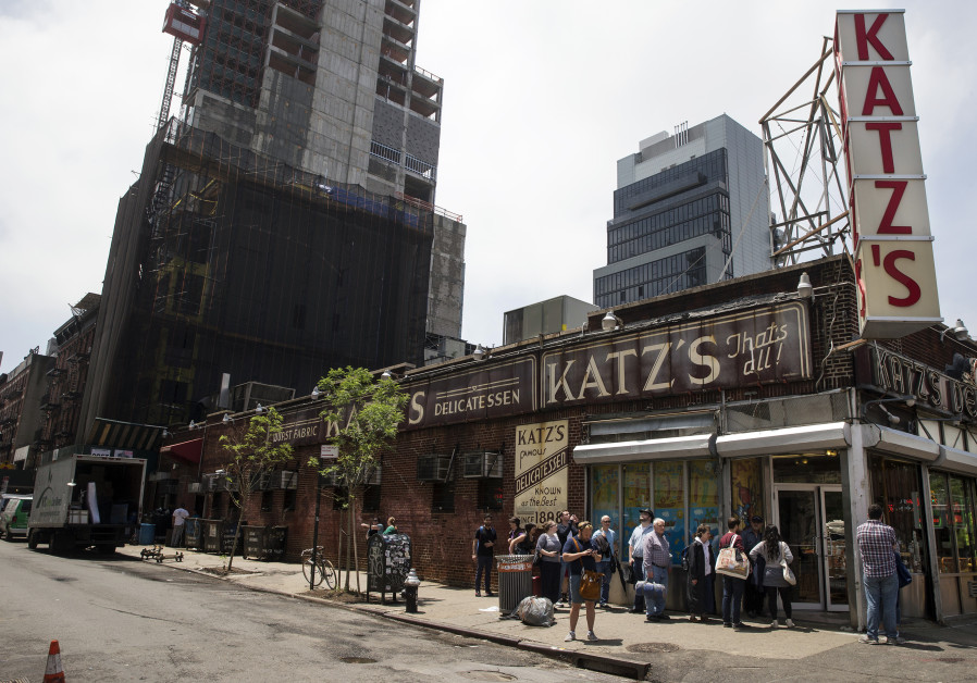 Katz's Deli marks 30th of When Harry Met Sally with fake orgasm contest