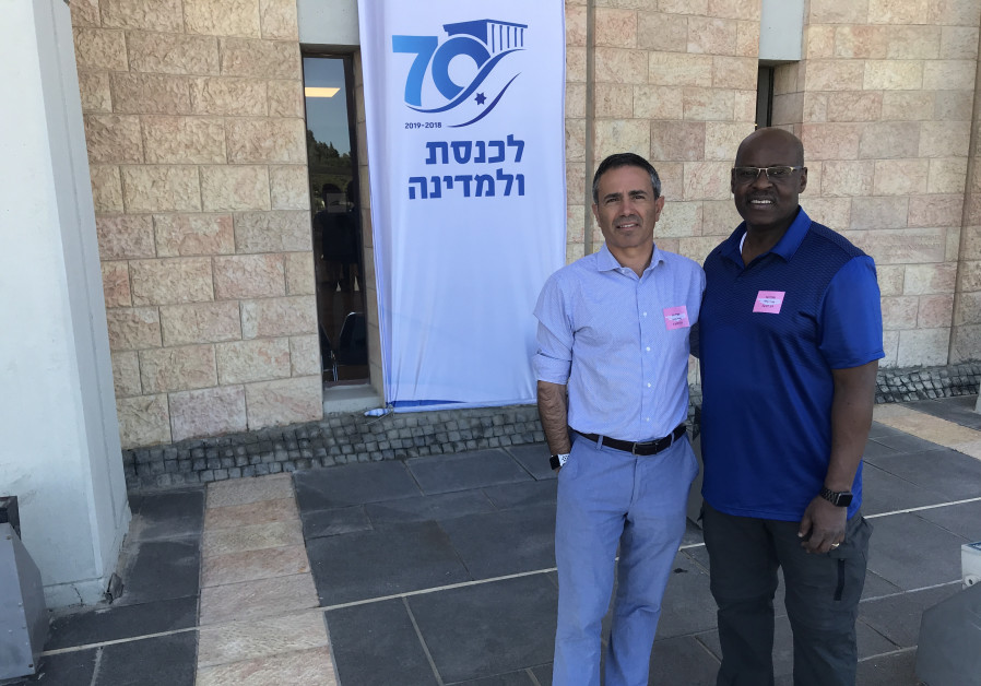 Wiesenthal Center takes Canadian leaders from darkness to light